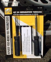 kit de reparation tubeless