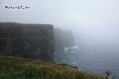 Enfer de Dante ou le Cliff Of Moher