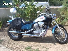 Honda shadow 600 1997